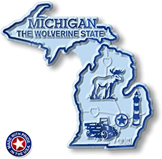 Best state of michigan magnets Reviews