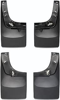 Weathertech 110035-120035 No-Drill DigitalFit MudFlap Kit Chevrolet Silverado w/o Fender Flares