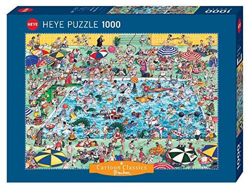 HEYE 29904 Cool Down Standard 1000 Teile, Mehrfarbig