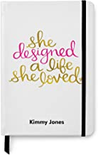 Best she designed a life she loved notebook Reviews