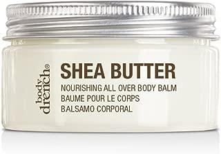Body Drench Shea Butter Nourishing Body Balm for All Skin Types, 3 oz