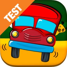 Spanish School Bus for Kids