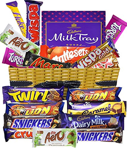Chocolate Gift Hamper Chocolate Lovers Selection Box