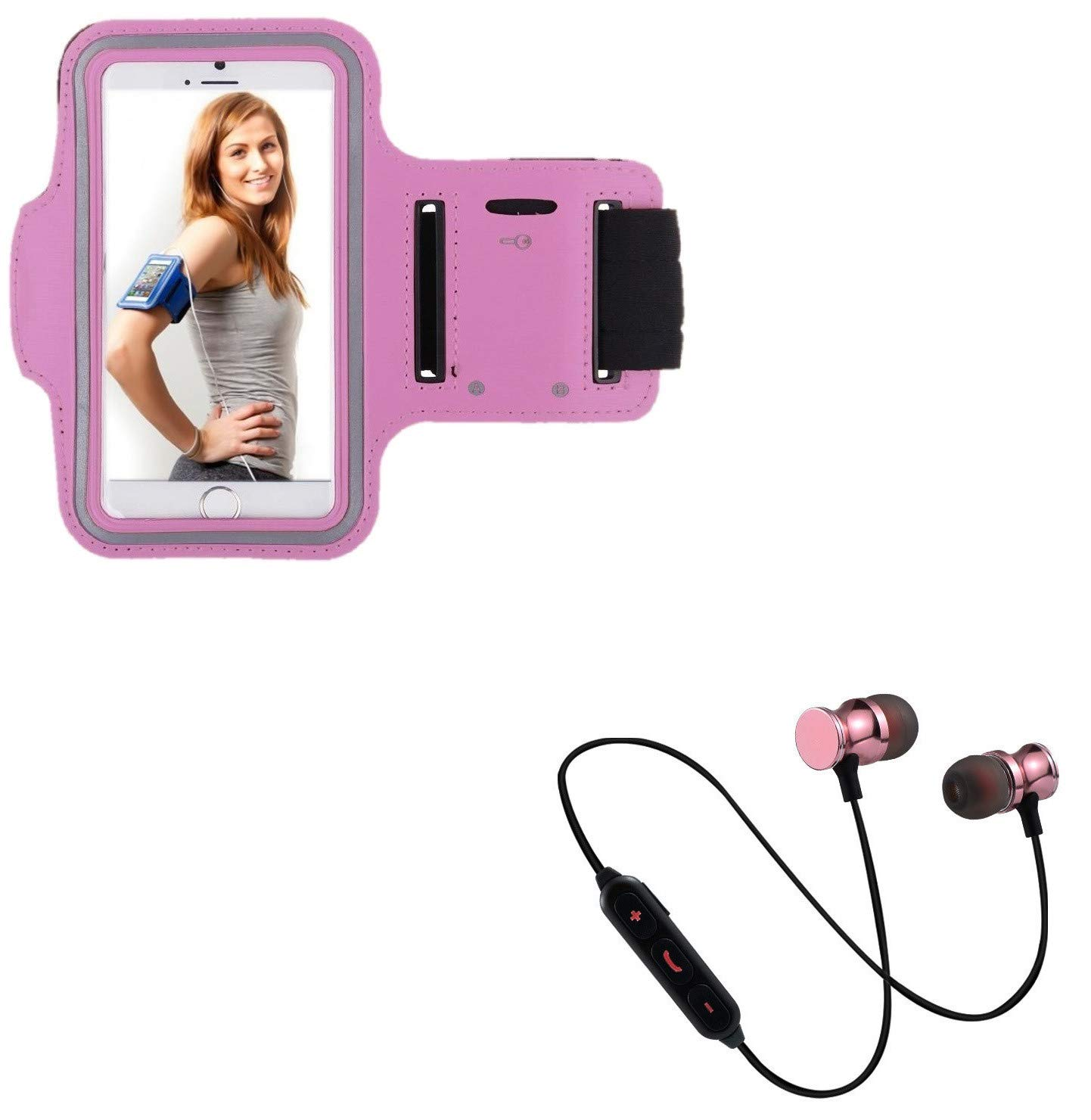 Pack Deportivo para Huawei P Smart Z Smartphone (Auriculares ...