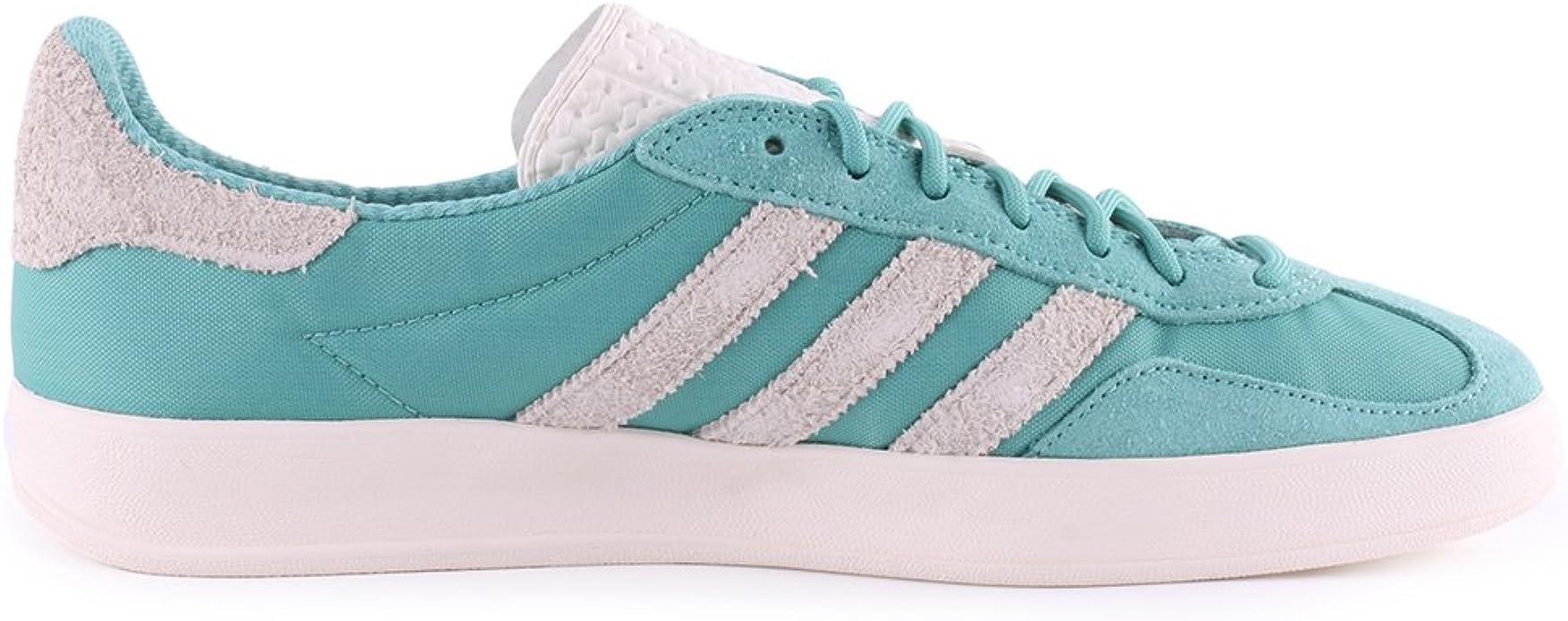 Adidas Gazelle d'intérieur Baskets pour homme - Turquoise - bleu ...