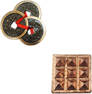 Divya Mantra Combo of Feng Shui Three Lucky Chinese 2