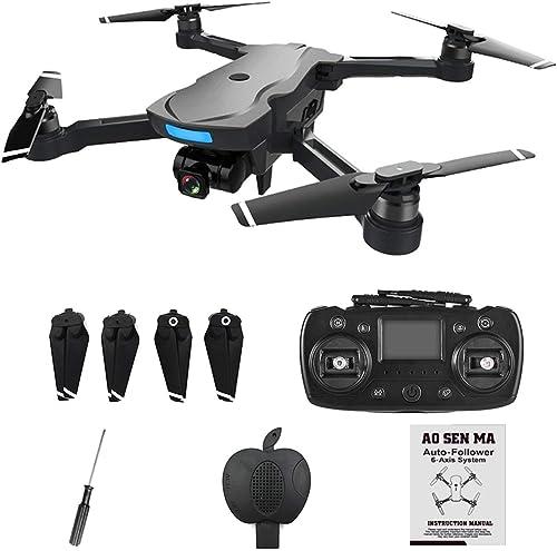 ventas en línea de venta WOSOSYEYO CG033 CG033 CG033 RC Drone Quadcopter sin escobillas de GPS Doble sin escobillas con Altitude Hold Ajustable 1080P Cámara 5G Surround Seguir  marca famosa