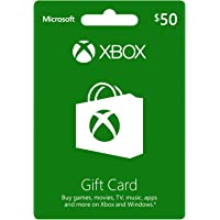 Deals on $50 Xbox Gift Card + 3-Months Xbox Live Gold Membership