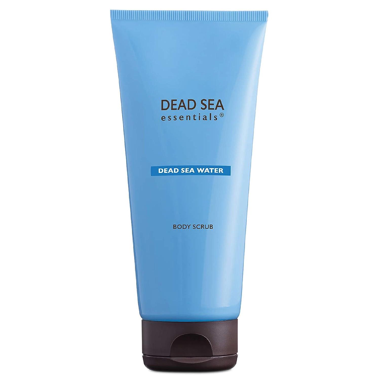 Dead Sea Essentials Direct stock discount Exfoliating Body D Year-end gift Vegan Moisturizing Scrub