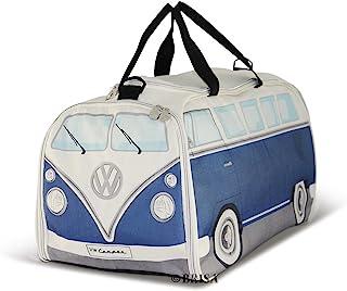 BRISA VW Collection - Volkswagen Bus T1 Camper Van Kombi Sport, Gym, Travel Bag, Duffel with Shoe & Wet Compartment