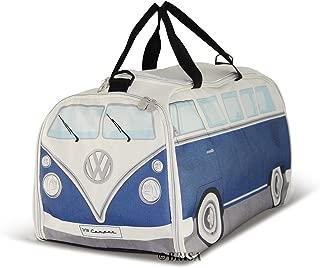 BRISA VW Collection VW T1 Bus Sport Bag - Blue/Beige