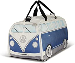 BRISA VW Collection - Volkswagen Bus T1 Camper Van Kombi Sport, Gym, Travel Bag, Duffel with Shoe & Wet Compartment