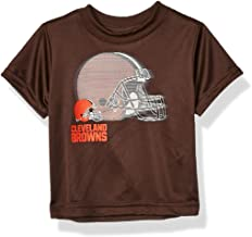 NFL Boys Short Sleeve Solid Logo Tee Shirt