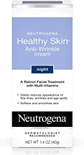 Neutrogena Healthy Skin Anti-Wrinkle Night Cream, 1.4 Ounce