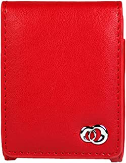 Red Travel Cover Case with Belt Clip for iPod Nano 3 (3rd Generation)