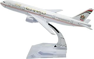 TANG DYNASTY(TM) 1:400 16cm Boeing B777 Etihad Airlines Metal Airplane Model Plane Toy Plane Model