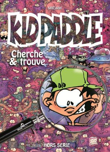 Kid Paddle - Cherche et Trouve : Cherche et Trouve