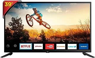 "Smart TV LED, Philco, TV PTV39E60Sn Led, Preto, 39"""