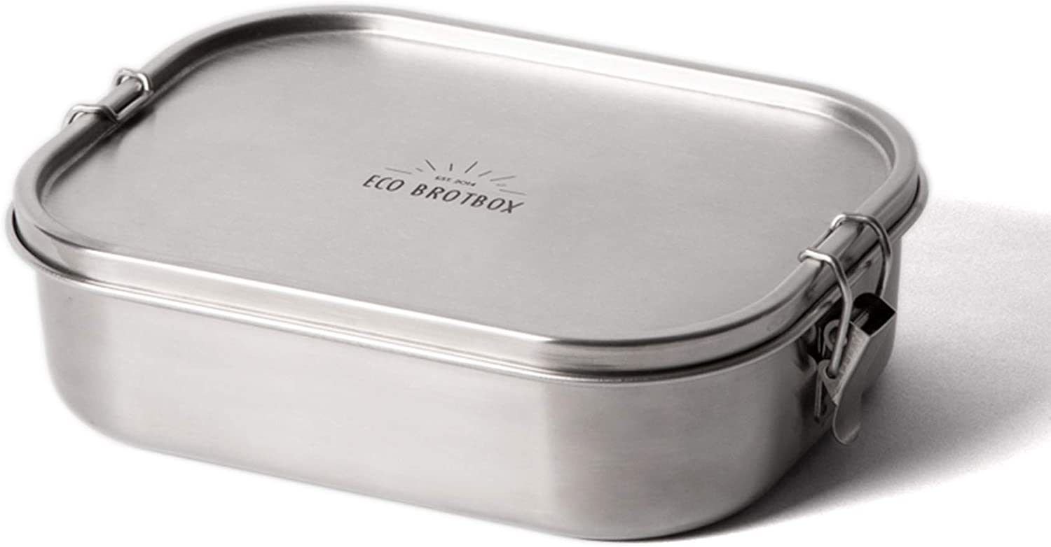 ECO Brotbox Bento Flex+ Cheap mail order sales leak-proof wit stainless box Fort Worth Mall steel lunch