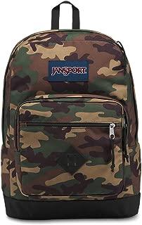 Jansport City Scout Backpack - Unisex - Surplus Camo - JS00T29A4J9