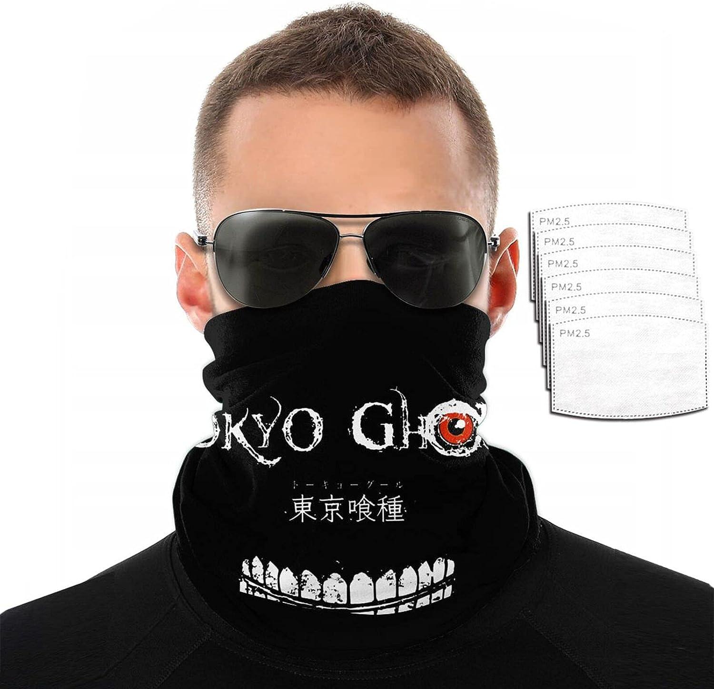 Anime Ranking TOP5 Tokyo Ghoul Ken Kaneki Variety 3D Printing Towel Face Scar Arlington Mall
