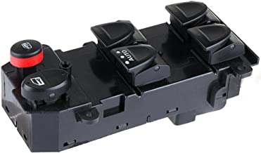 Power Window Switch Front Left Driver Side Replacement fit for 2005-2011 Honda Civic