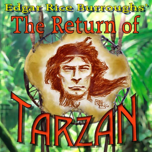 『The Return of Tarzan』のカバーアート