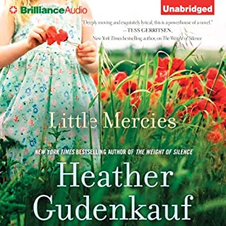 Little Mercies audiobook cover art