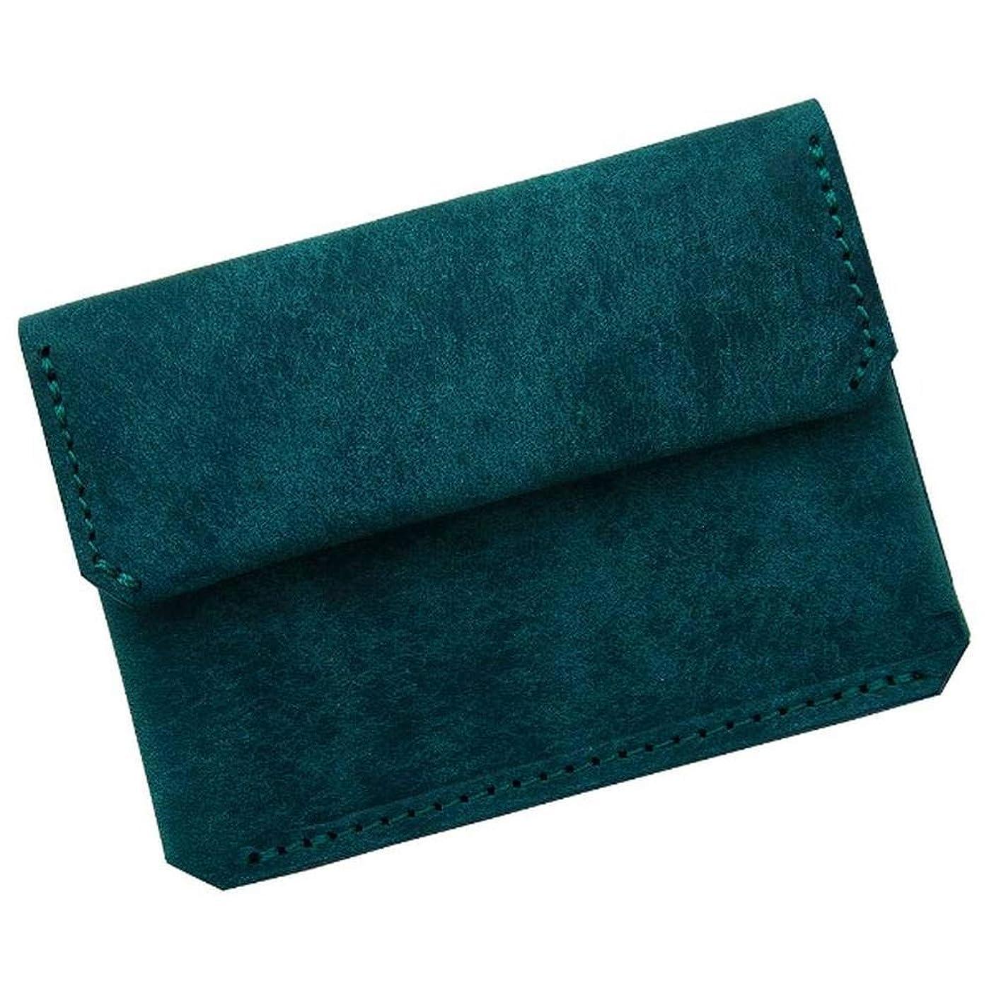 結婚辞書出くわすアジリティアッファ(AGILITY affa)『チェストウォレット』財布 極小財布 コンパクト ウォレット 牛革 カードケース 小さい