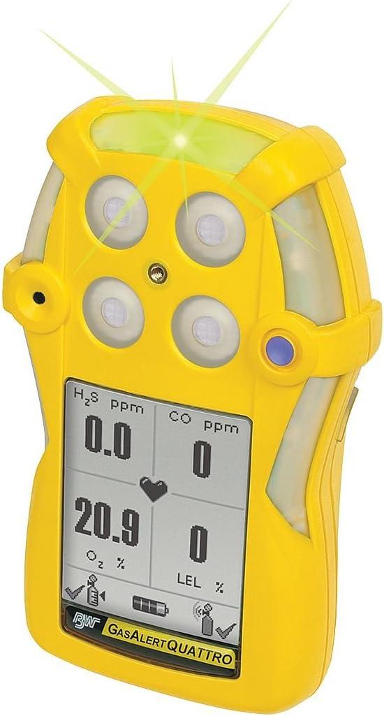 Honeywell unisex - Reservation QT-00HM-A-Y-EU Multi-Gas Detector CO H2S Alk EU