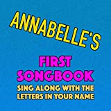 Annabelle's First Songbook