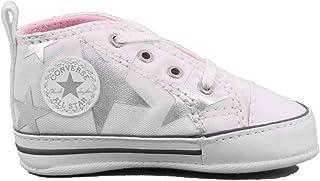 310957936f665 Converse Chaussures bébé Baskets Chuck Taylor All Star en Toile Blanche  863997C