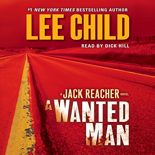 A Wanted Man cover art