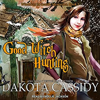 Good Witch Hunting audiobook cover art