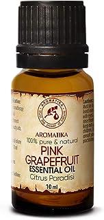 Pink Pomelo Aceite Esencial 10ml - 100% Puro & Natural - Citrus Paradisi - Sudáfrica - para Buen Sueño - Belleza - Aromate...