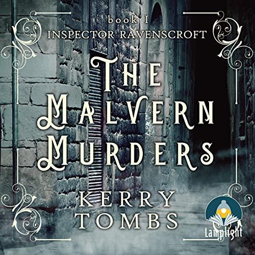『The Malvern Murders』のカバーアート