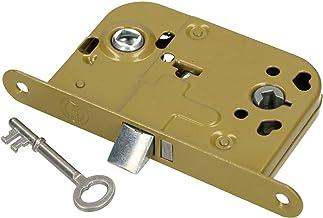 KOTARBAU Insteekslot BB 72 / 45 mm DIN links/rechts sleutel universeel deurslot deurslot staal gepoedercoat roestvrij.