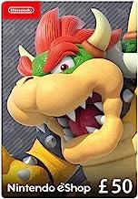 Nintendo eShop Card | 50 GBP voucher | Download Code