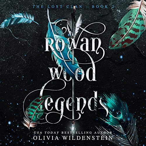 Rowan Wood Legends cover art