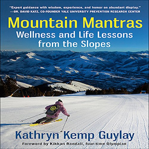 Mountain Mantras audiobook cover art