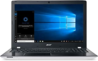 """Notebook Acer, E5-553G-T4TJ, A10-9600P (M440 2GB) 1TB 2, 4 GB, Radeon R7, 15.6"""", Windows 10, Branco"""