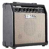 ammoonGM-215 Guitarra Eléctrica Amplificador Overdrive Amp Profesional 5' Altavoz con...