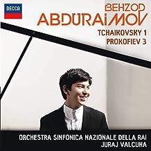 Tchaikovsky: Concierto Para Piano No. 1 / Prokofiev: Concierto Para Piano No. 3