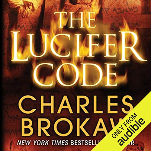 The Lucifer Code audiobook cover art