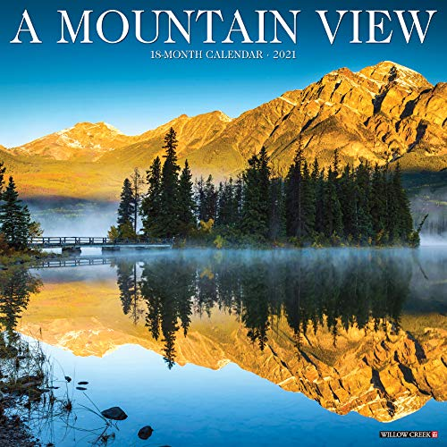 Mountain View 2021 Wall Calendar
