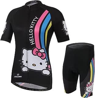 hello kitty cycling jersey