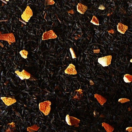 Schwarzer Tee lose Schietwetter Traum Orangenecken, Zimt, Nelken, Vanille Schwarztee aromatisch, mit feiner Gewürz-Note 500g