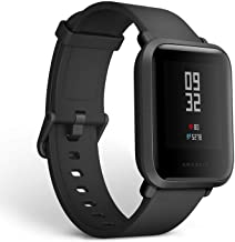 Amazfit Bip Smartwatch by Huami with All-Day Heart Rate and Activity Tracking, Sleep..
