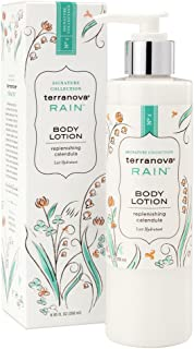 Terranova Replenishing Body Lotion, Rain, 8.45 oz