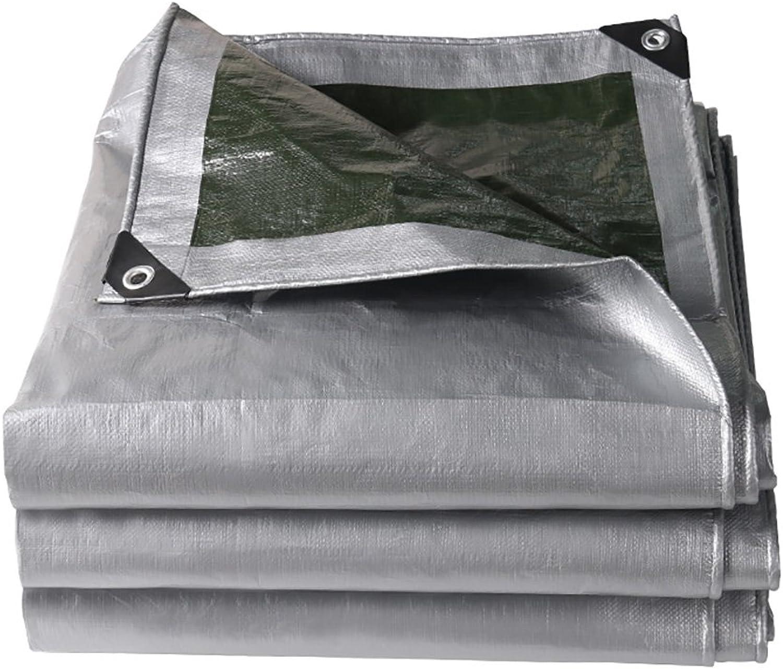 entrega rápida Linana Paño Impermeable Paño de projoección Solar Impermeable Impermeable Impermeable Projoector Solar Plástico Sombrilla Aislamiento térmico Y Lona Impermeable Paño de crepé Paño para Polvo ( Color   6X8M )  exclusivo
